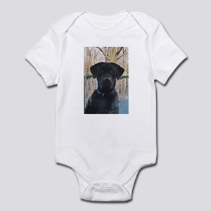 Chocolate Labrador Infant Bodysuit