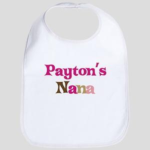 Payton's Nana Bib