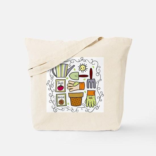 Gardeners' Supplies Tote Bag
