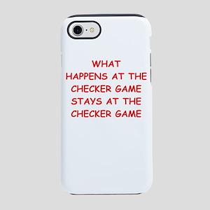 Checkers iPhone 8/7 Tough Case
