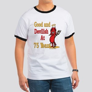 Devilish at 75 Ringer T