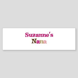 Suzanne's Nana Bumper Sticker