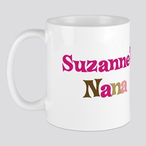 Suzanne's Nana Mug