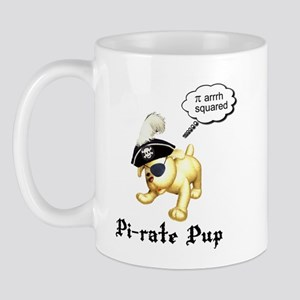 Pi-rate pup Mug