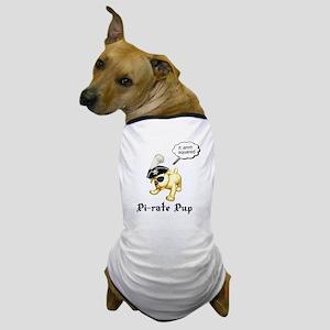 Pi-rate pup Dog T-Shirt