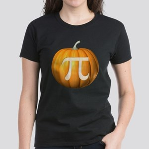 Pumpkin Pi Women's Dark T-Shirt