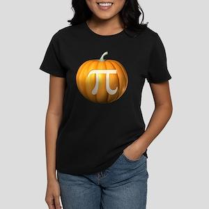 Pumpkin Pi Women's Dark T-Shirt