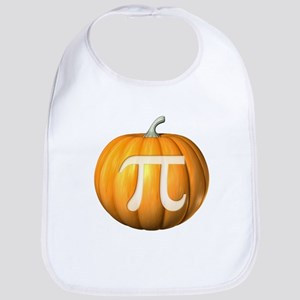 Pumpkin Pi Bib