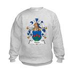 Heins Family Crest Kids Sweatshirt