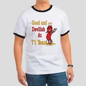 Devilish at 71 Ringer T
