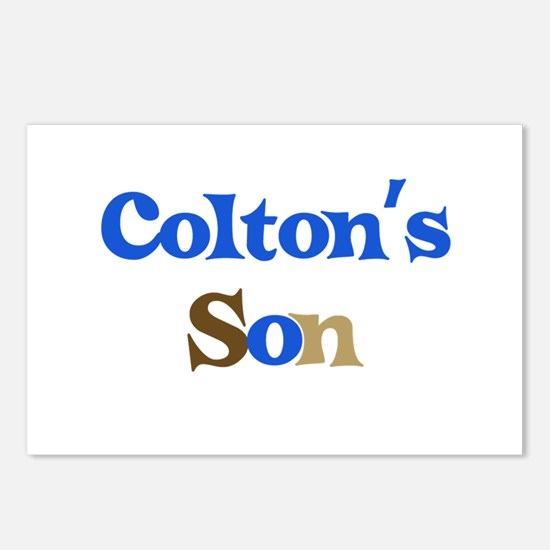 Colton's Son Postcards (Package of 8)