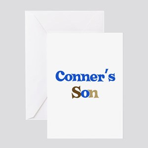 Conner's Son Greeting Card