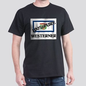 100 Percent Westerner Dark T-Shirt
