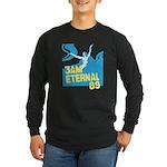 3am Eternal 80s Long Sleeve Dark T-Shirt