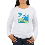 3am Eternal 80s Women's Long Sleeve T-Shirt