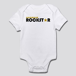 Georgia Rockstar Infant Bodysuit