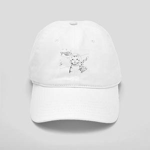 Cat N Fish Cap