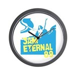 3am Eternal 80s Wall Clock