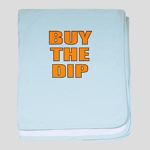 Buy the dip baby blanket
