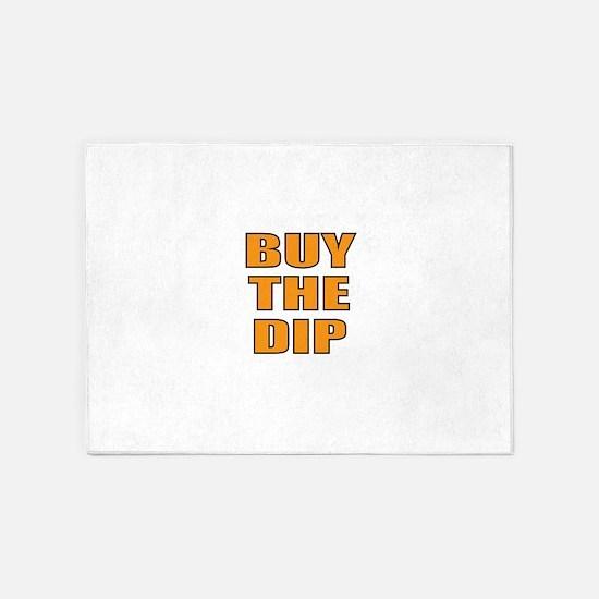 Buy the dip 5'x7'Area Rug