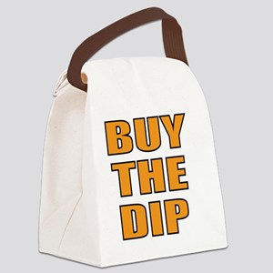 Buy the dip Canvas Lunch Bag