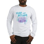 High and Rising Hip Hop Long Sleeve T-Shirt