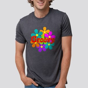 Fun Groovy Flowers T-Shirt