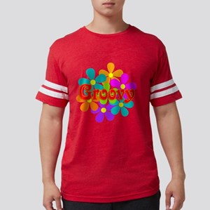 Fun Groovy Flowers T-Shirt