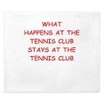 tennis King Duvet