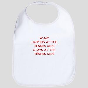 tennis Baby Bib