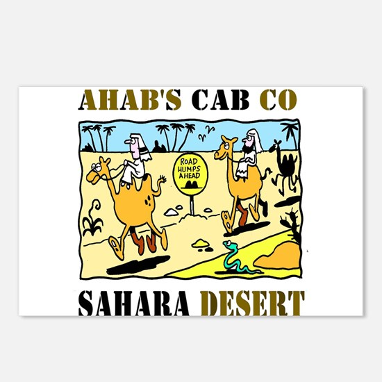 Sahara Special Postcards (Package of 8)
