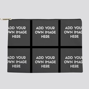 Add Your Own Image Collage Makeup Bag