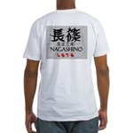 NAGASHINO Fitted T-Shirt