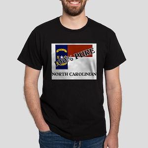 100 Percent North Carolinian Dark T-Shirt
