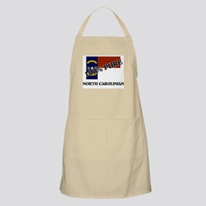 100 Percent North Carolinian BBQ Apron
