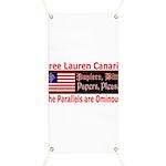 Free Lauren-1 Banner