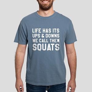 We Call Them Squats Women's Dark T-Shirt