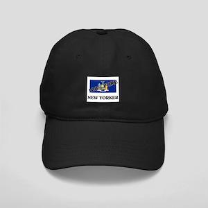 100 Percent New Yorker Black Cap