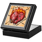 Heart Ignition's V-Heart Keepsake Box