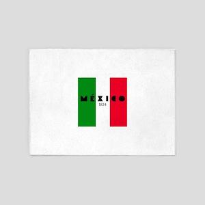Mexico 1824 5'x7'Area Rug