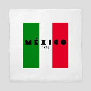 Mexico 1824 Queen Duvet