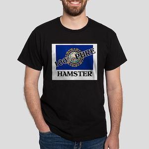 100 Percent Hamster Dark T-Shirt