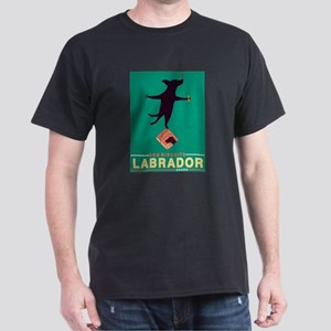 Labrador Brand - Black Lab Dark T-Shirt