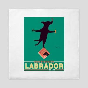 Labrador Brand - Black Lab Queen Duvet