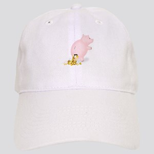 Incontinent Piggy Bank Cap