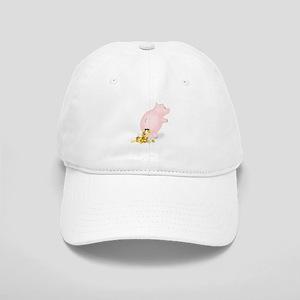 Incontinent Piggy Bank Cap