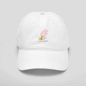 Incontinent Spending Piggy Bank Cap