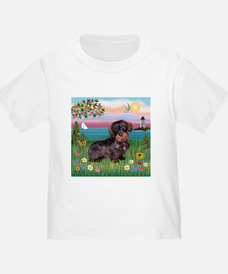 Lighthouse / Dachshund T