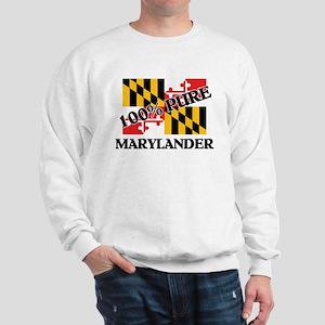 100 Percent Marylander Sweatshirt