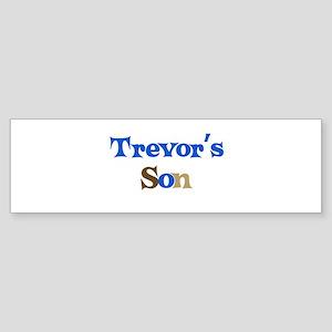 Trevor's Son Bumper Sticker